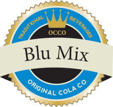 Blu Mix Post Mix Syrup