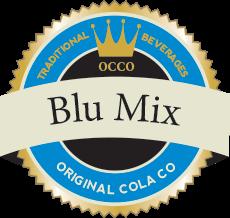 Blu Mix Post Mix Syrup