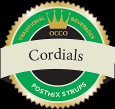 Cordials Post Mix Syrup