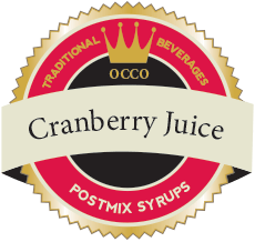 Cranberry Juice Post Mix Syrup