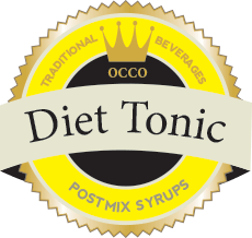 Diet Tonic Post Mix Syrup