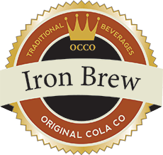 Iron Brew Post Mix Syrup