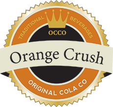 Orange Crush Post Mix Syrup