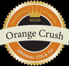 Orange Crush Post Mix Syrup