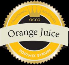 Orange Juice Post Mix Syrup
