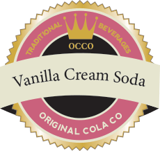 Vanilla Cream Soda Post Mix Syrup